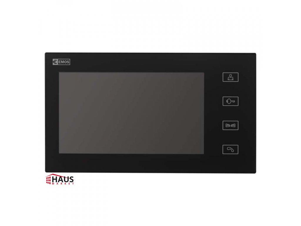 Monitor pre videovrátnik EMOS RL-10, čierny H1114