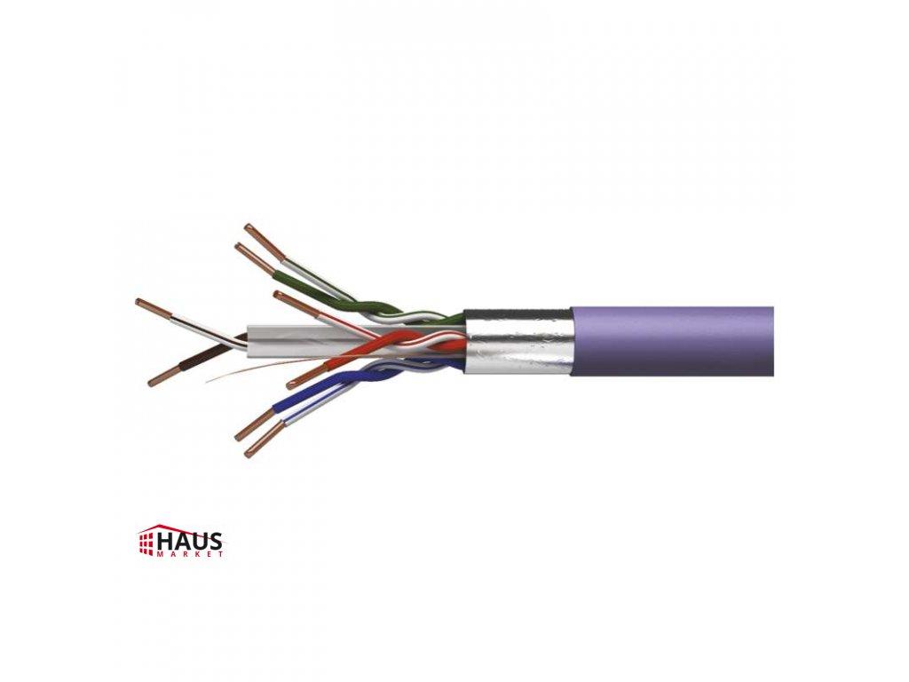 Datový kábel FTP CAT6 FTP LSZH, 500 m S9230