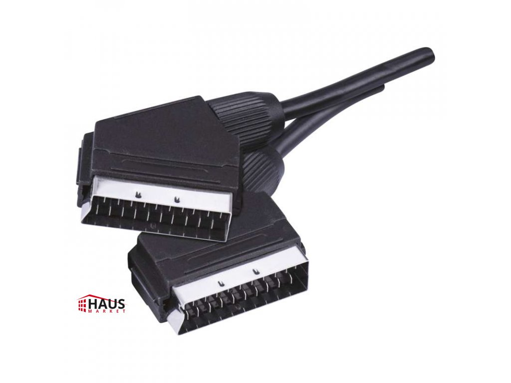 AV kábel SCART - SCART 2m SB2002