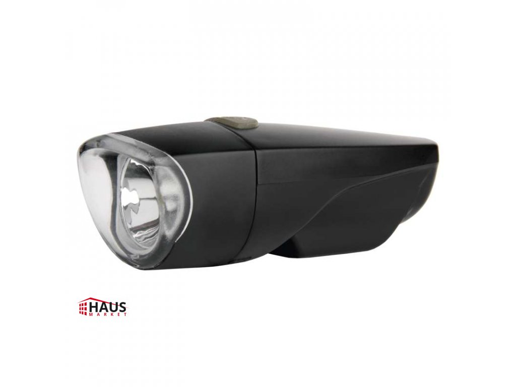 LED predné svietidlo na bicykel P3915 na 3× AAA, 40 lm P3915