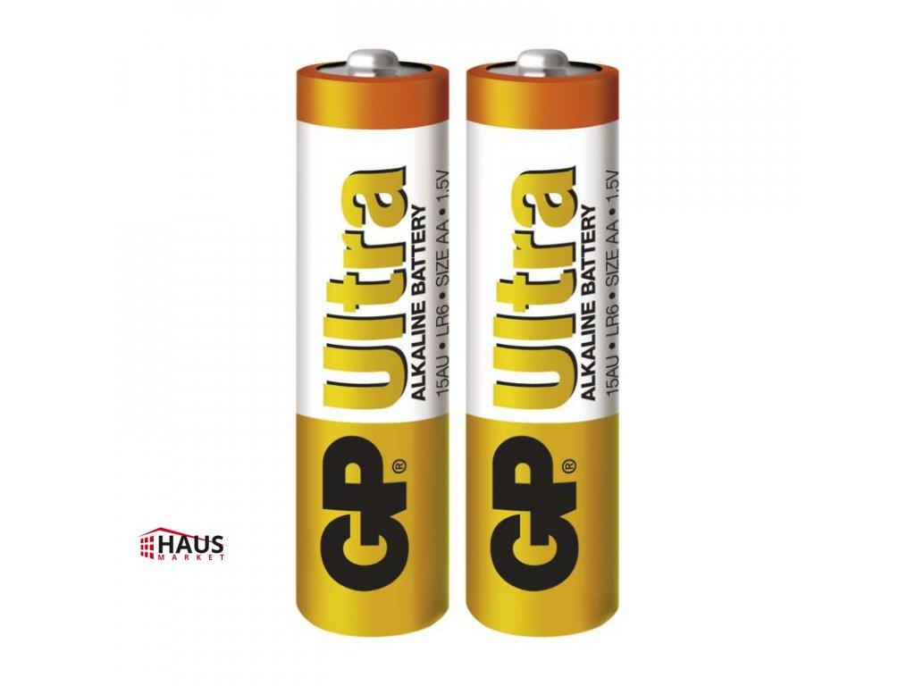 Alkalická batéria GP Ultra LR6 (AA) B1920