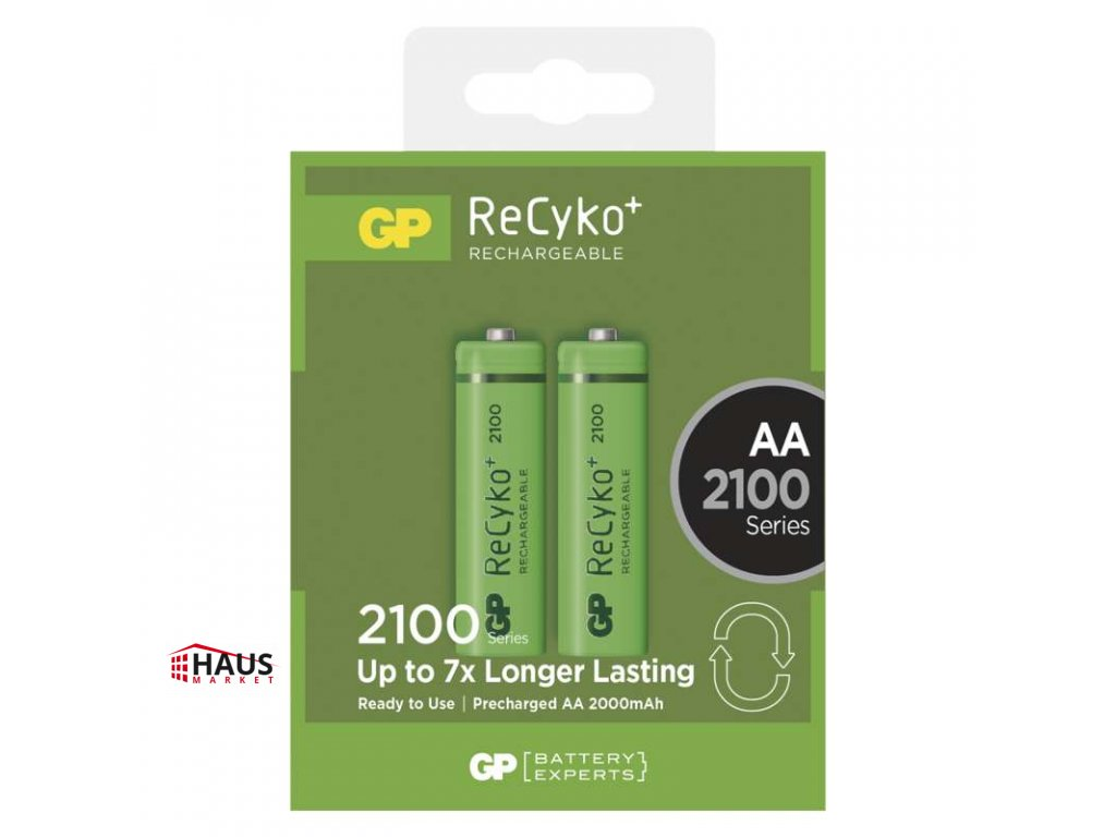 Nabíjacia batéria GP ReCyko+ 2100 (AA) B1427