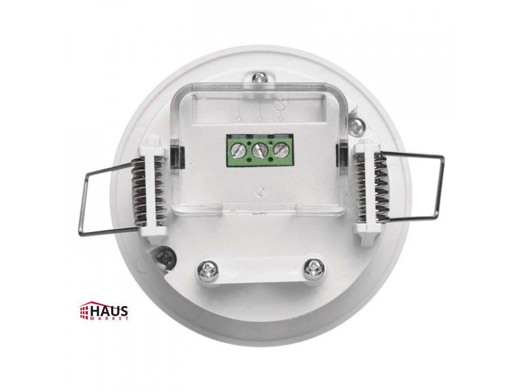 PIR senzor (pohybové čidlo) IP20 1200W, biely G1160