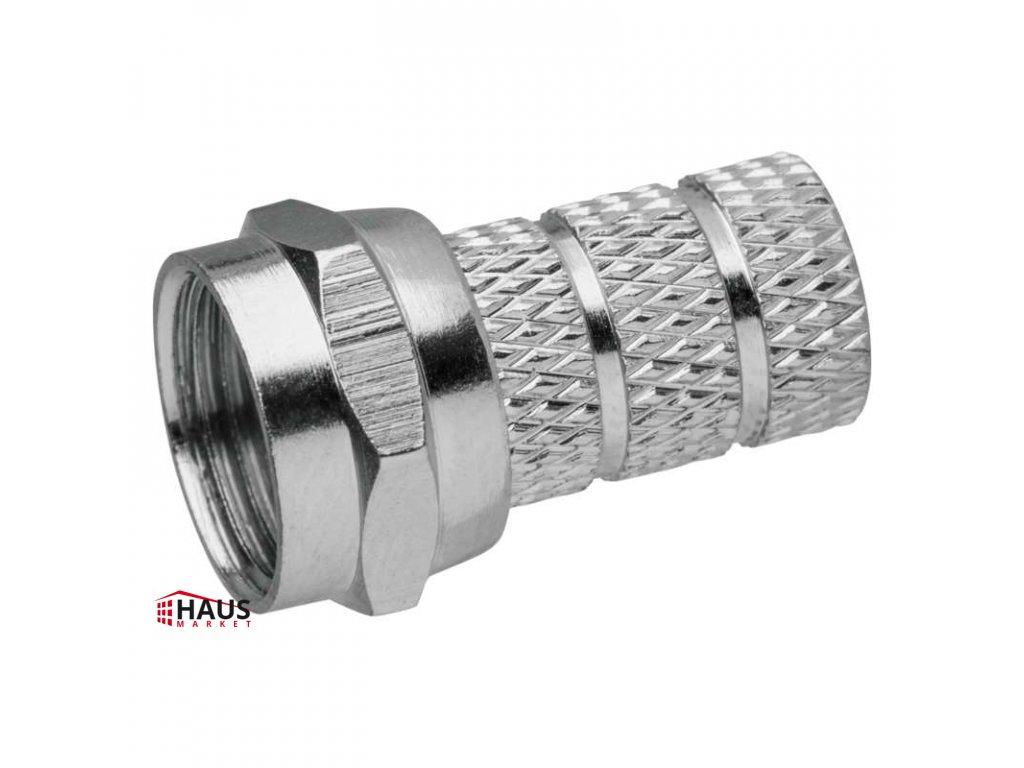 Konektor F vidlica pre koax CB500 K7321