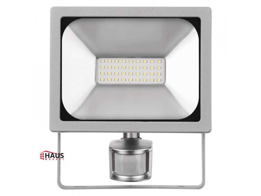 LED reflektor PROFI s pohybovým čidlom, 20W neutrálna biela ZS2720