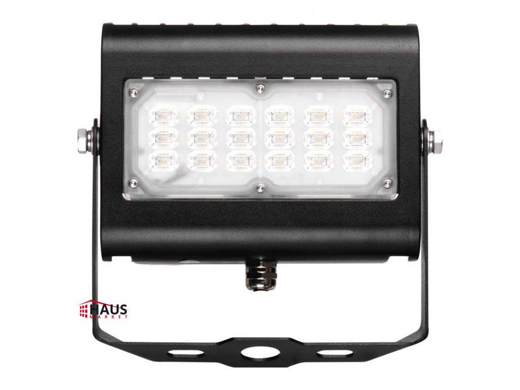 LED reflektor PROFI PLUS čierny, 30W neutrálna biela ZS2420