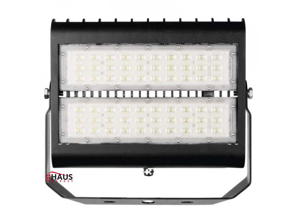 LED reflektor PROFI PLUS čierny, 100W neutrálna biela ZS2450