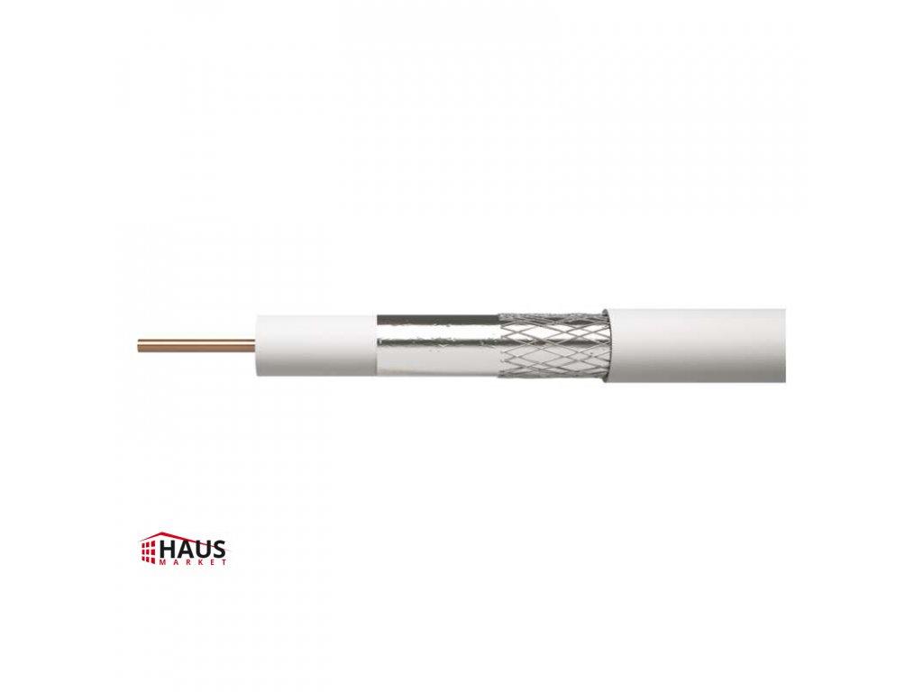 Koaxiálny kábel CB50F, 100m S5131