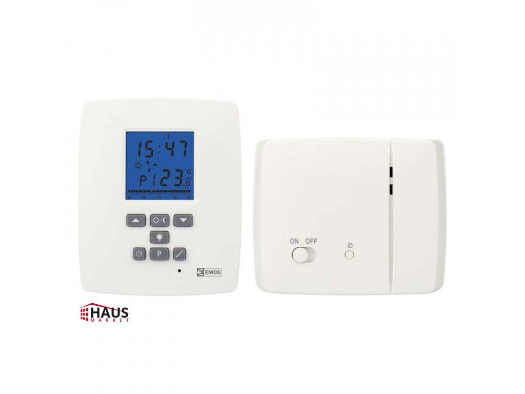 Izbový bezdrôtový termostat EMOS T15RF P5611N