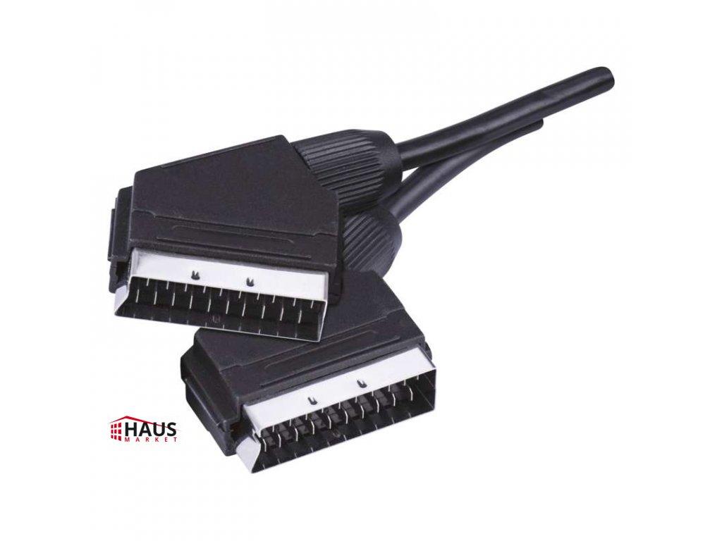 AV kábel SCART - SCART 1m SB2001