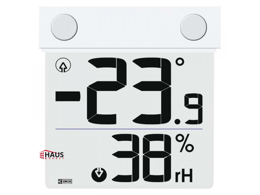 Digitálny okenný teplomer RST01278 E1278