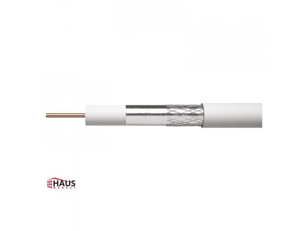 Koaxiálny kábel CB130, 5m S5373