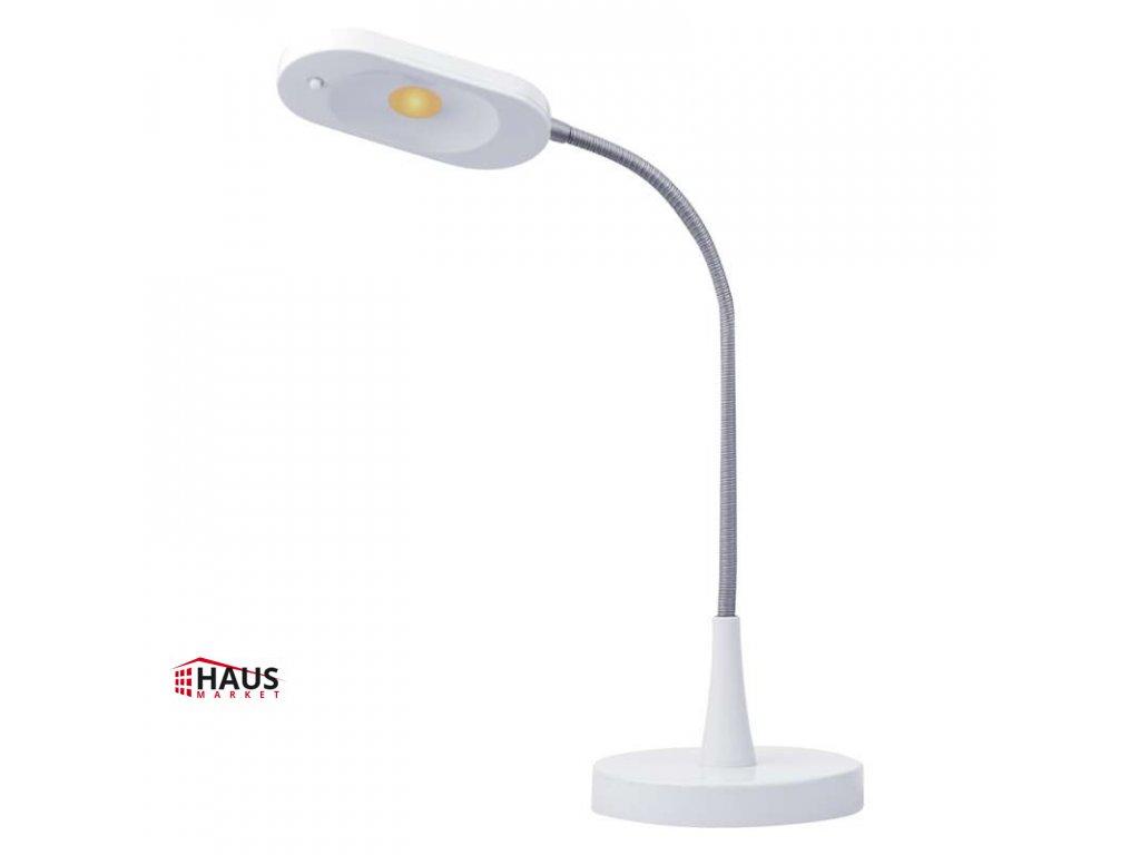 LED stolná lampa HT6105, biela Z7523W