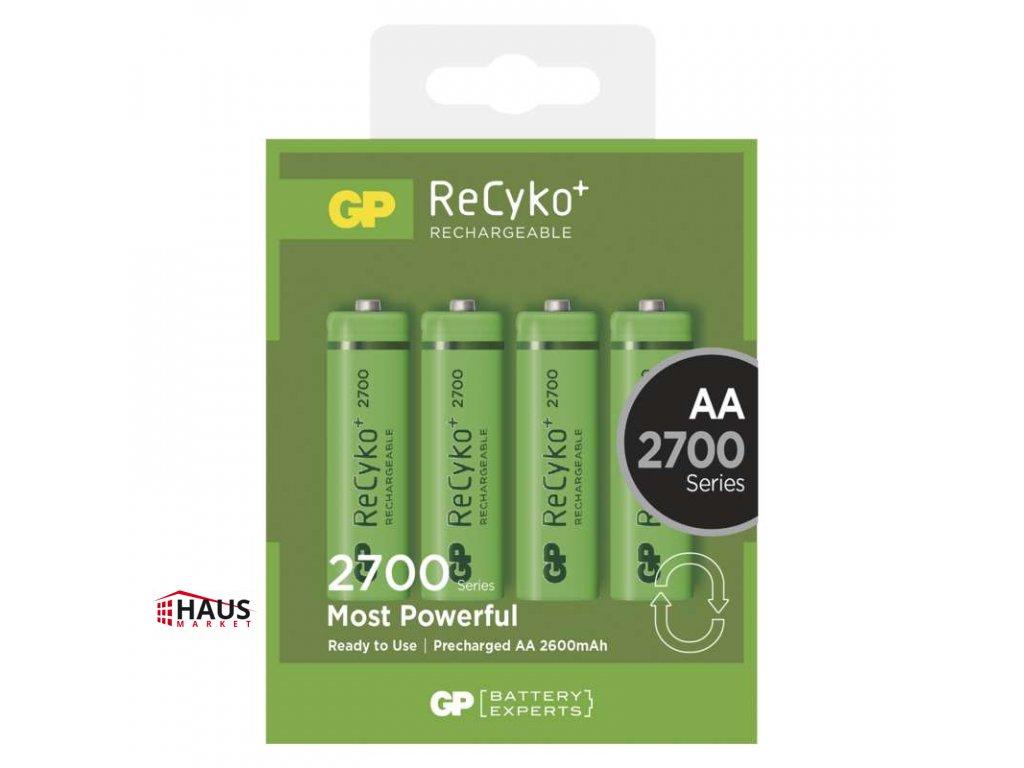 Nabíjacia batéria GP ReCyko+ 2700 (AA) B14074