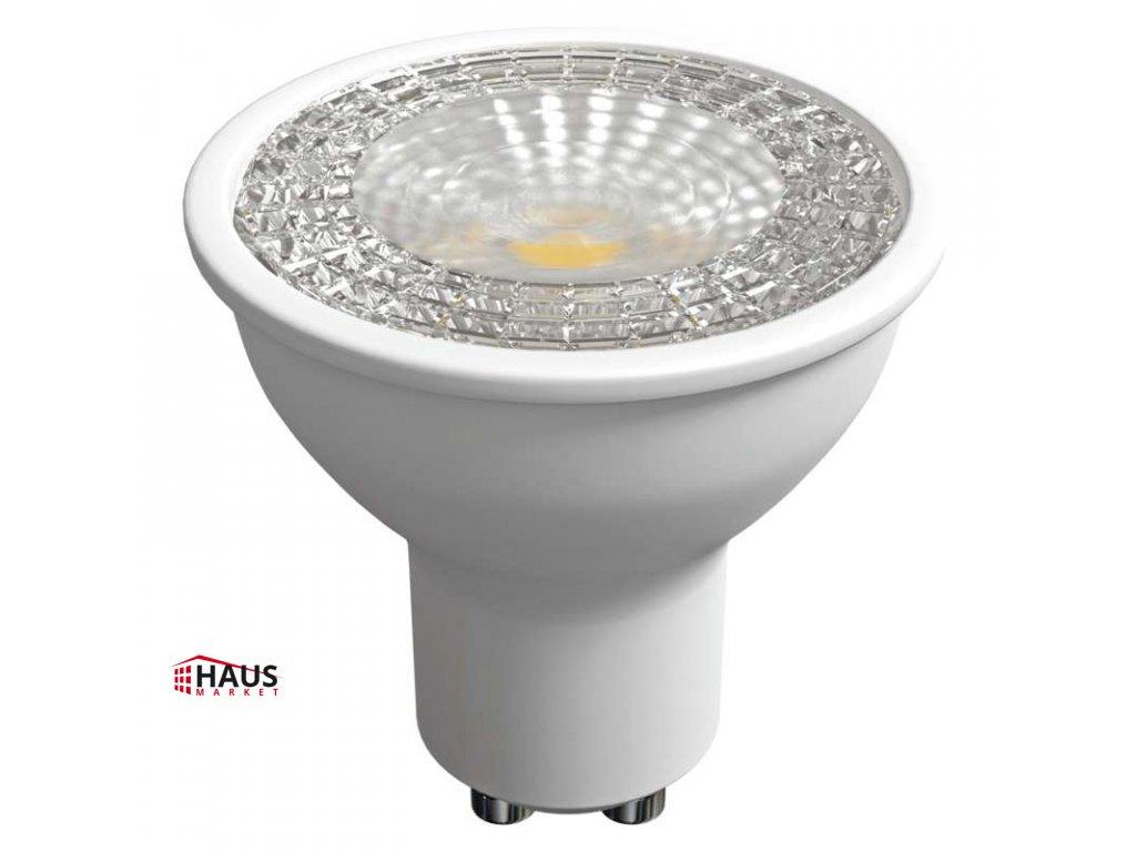 LED žiarovka Premium 6,3W GU10 neutrálna biela ZL4780