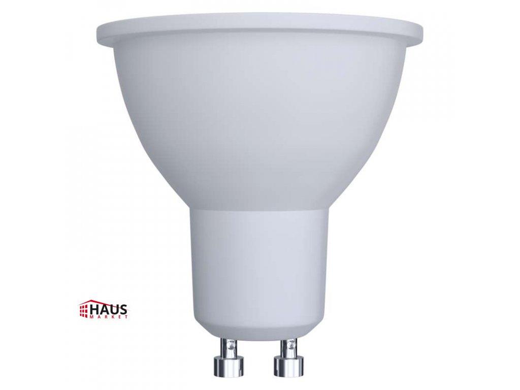 LED žiarovka Classic 6W GU10 teplá biela, stmievateľná ZL4301