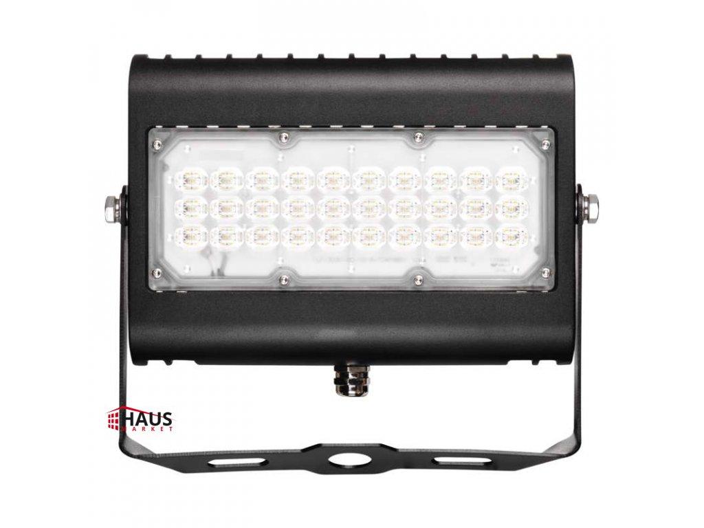 LED reflektor PROFI PLUS čierny, 50W neutrálna biela ZS2430
