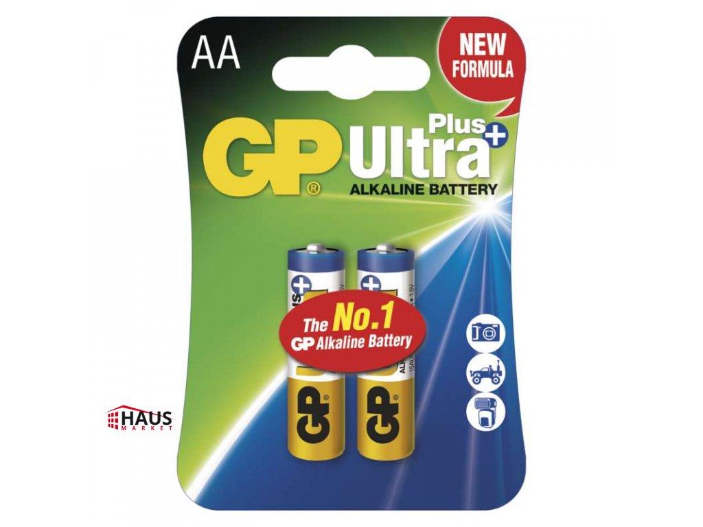 Alkalická batéria GP Ultra Plus LR6 (AA) B17212