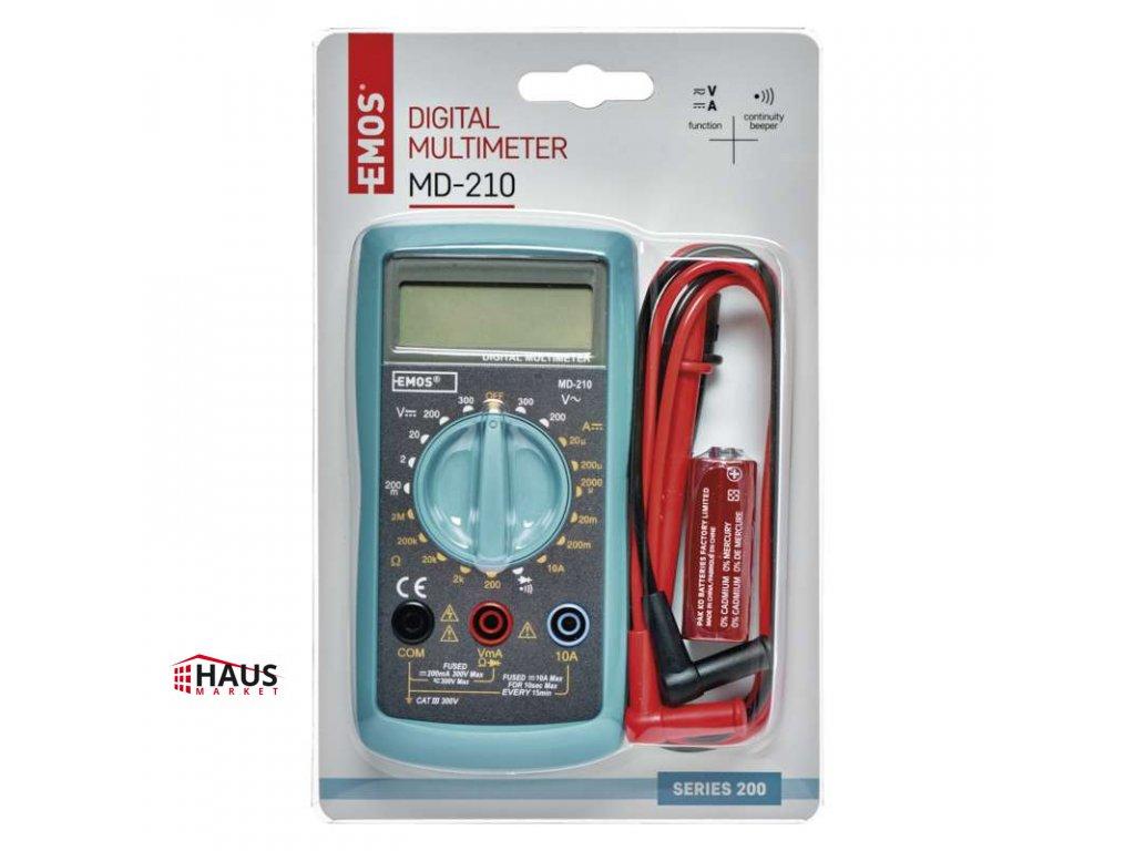 Multimeter MD-210 M0391