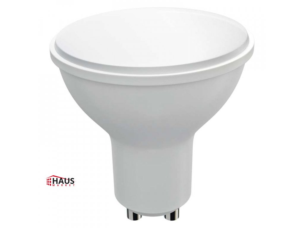 LED žiarovka Basic 3W GU10 teplá biela Z75040