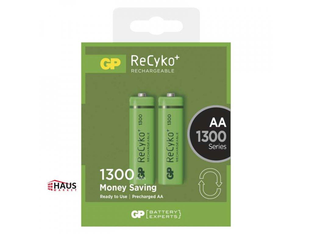Nabíjacia batéria GP ReCyko+ 1300 (AA) B1433