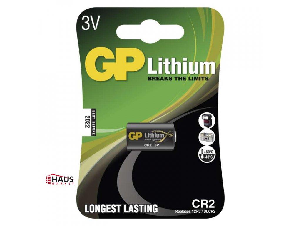 Lítiová batéria GP CR2 B1506
