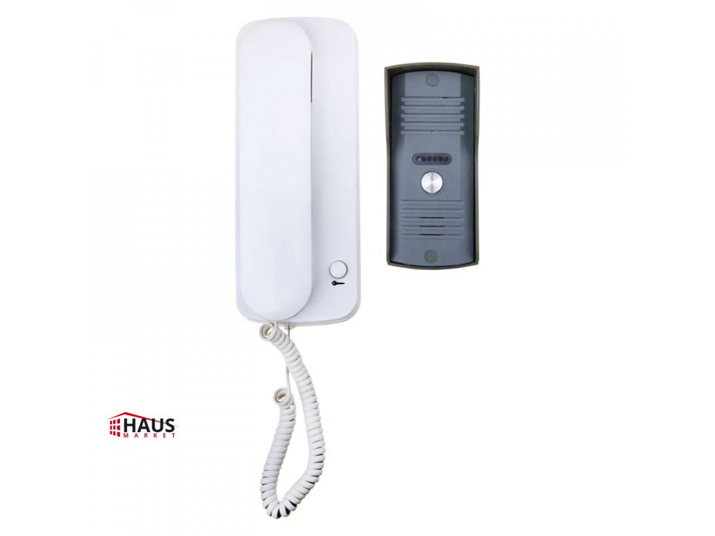 Sada audiovrátnika EMOS H1085, 1 účastník H1085