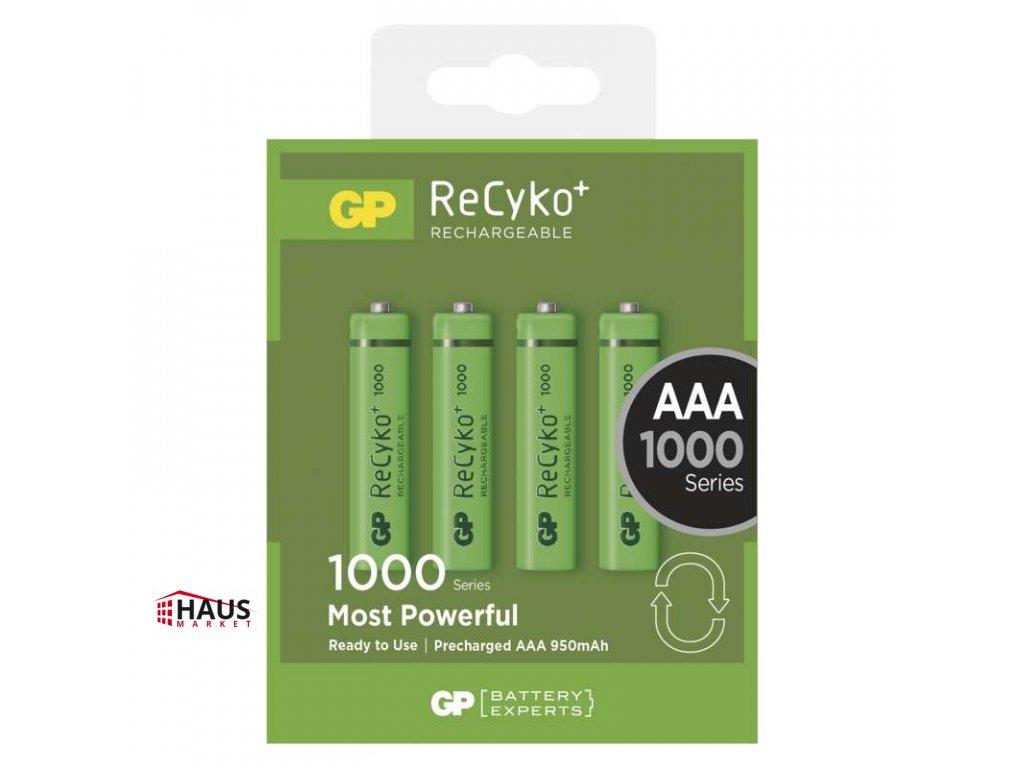 Nabíjacia batéria GP ReCyko+ 1000 (AAA) B14114