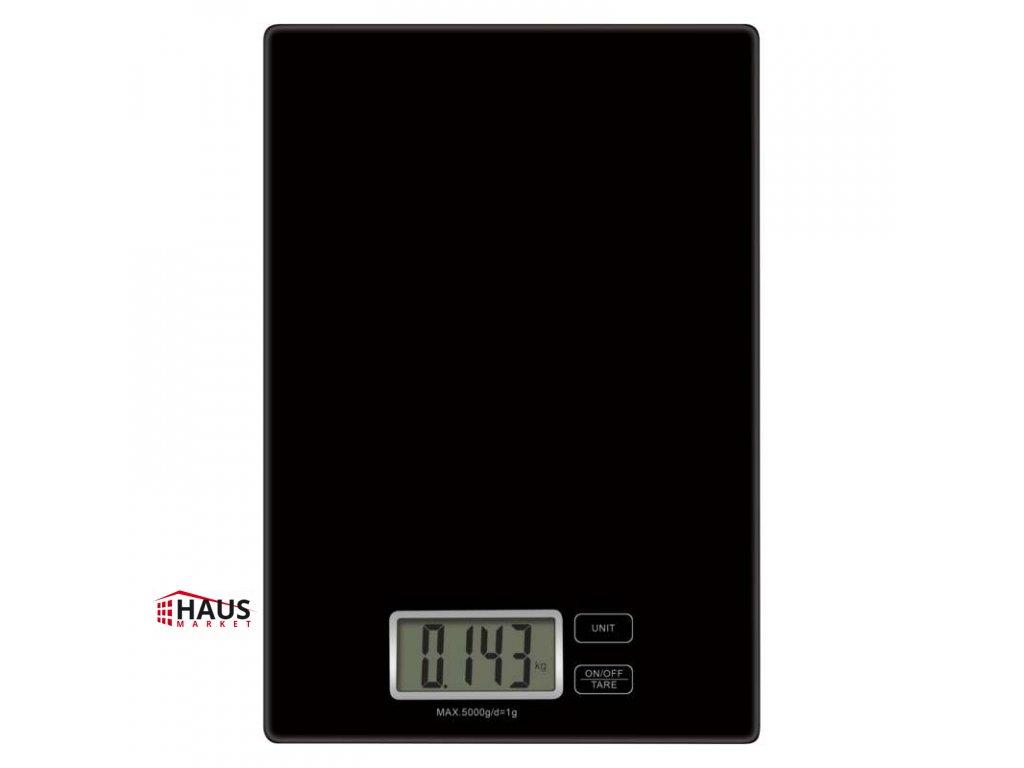 Digitálna kuchynská váha TY3101B, čierna EV014B