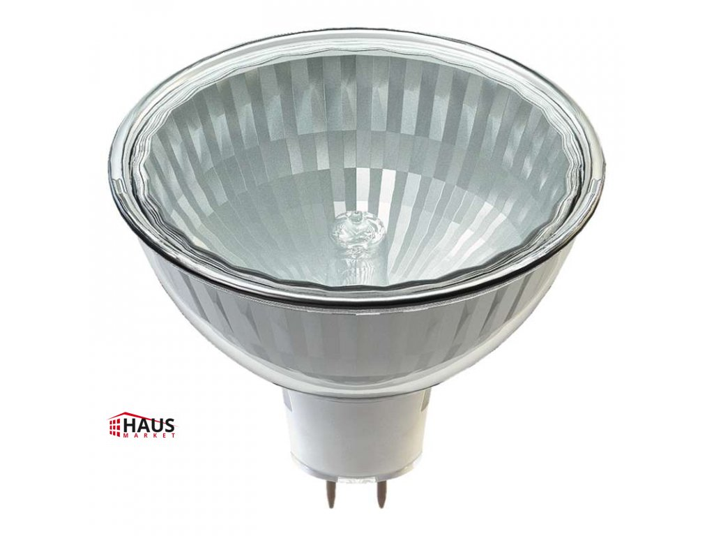 Halogénová žiarovka MR16 28W GU5,3 teplá biela, stmievateľná ZE1302