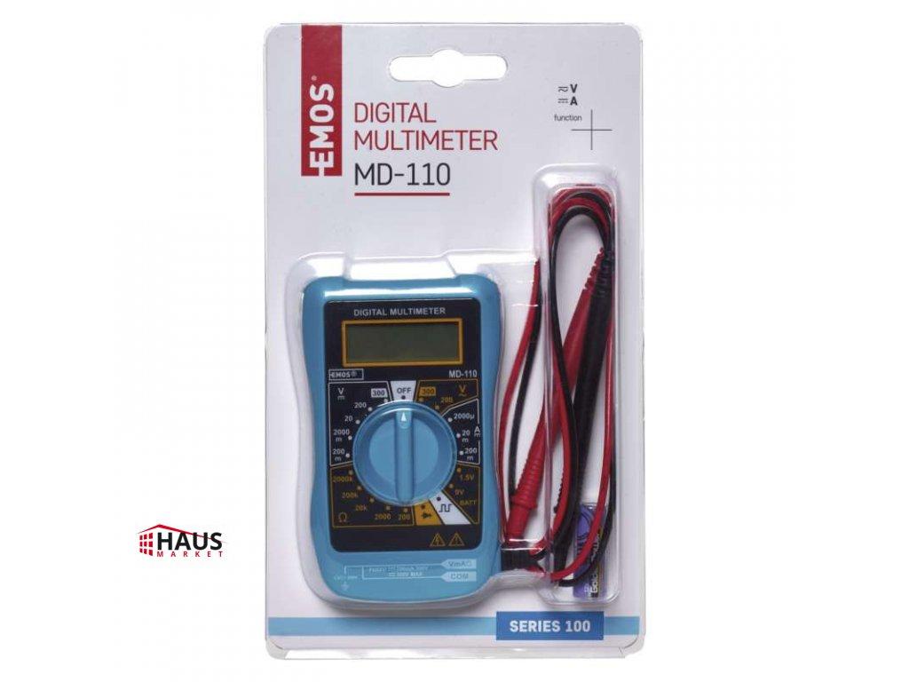 Multimeter MD-110 M0320