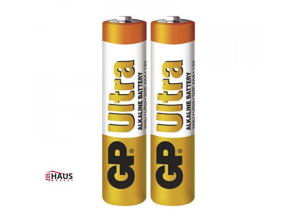 Alkalická batéria GP Ultra LR03 (AAA) B1911