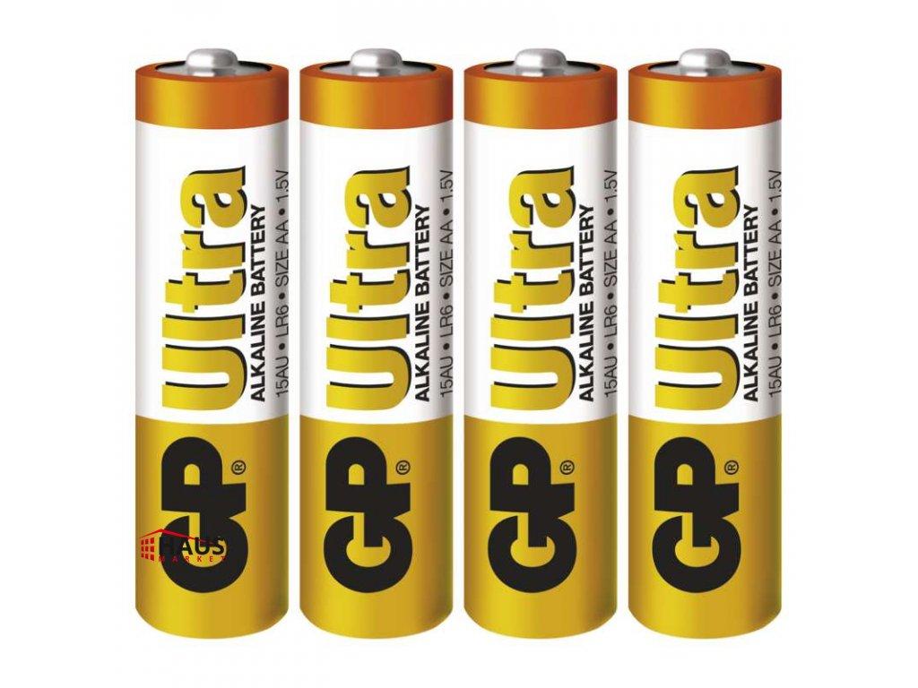 Alkalická batéria GP Ultra LR6 (AA) B1921