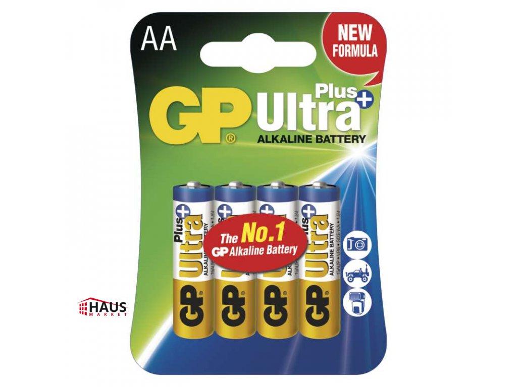 Alkalická batéria GP Ultra Plus LR6 (AA) B1721
