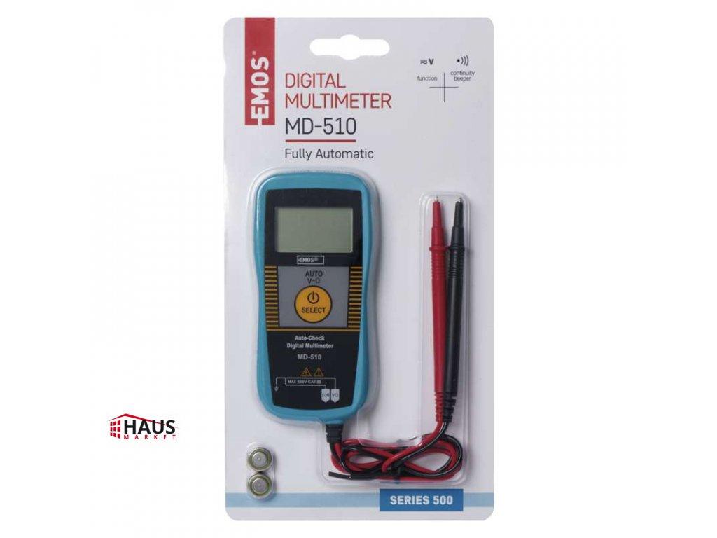Multimeter MD-510 M3252