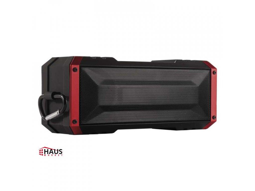 Bluetooth reproduktor EMOS BOOMER, červená E0084
