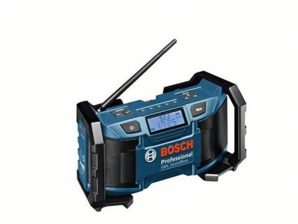41257 bosch gml soundboxx akumulatorove radio 0601429900