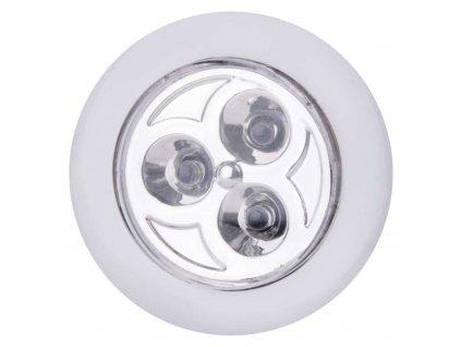 Samolepiace LED svetlo P3819, 12 lm, 3× AAA P3819