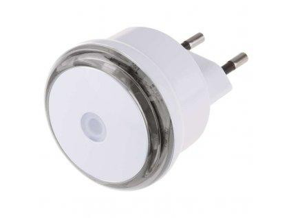 LED nočné svetlo P3306 s fotosenzorom do zásuvky P3306