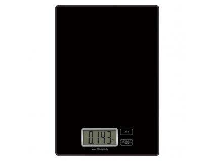 Digitálna kuchynská váha EV003, čierna EV003B