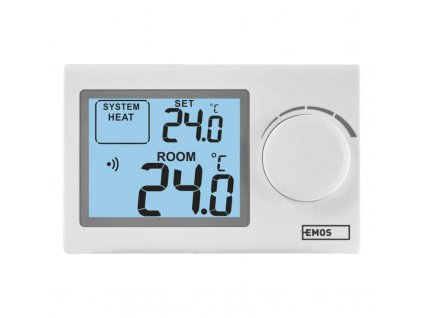 Izbový bezdrôtový termostat EMOS P5614 P5614