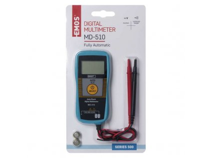 Multimeter MD-510 M3252