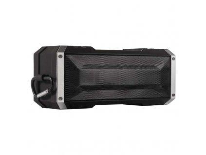 Bluetooth reproduktor EMOS BOOMER, strieborná E0082