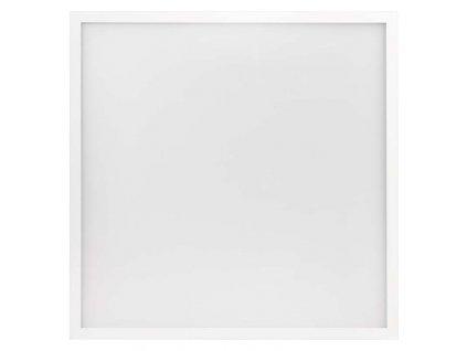 LED panel 60×60, štvorcový vstavaný biely, 40W neutr. biela ZR1512