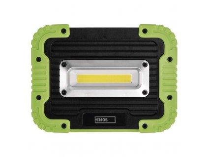 COB LED nabíjací pracovný reflektor P4534, 600 lm, 3000 mAh P4534