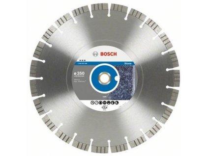 88102 bosch diamantovy kotuc 350 mm best for stone 2608602648
