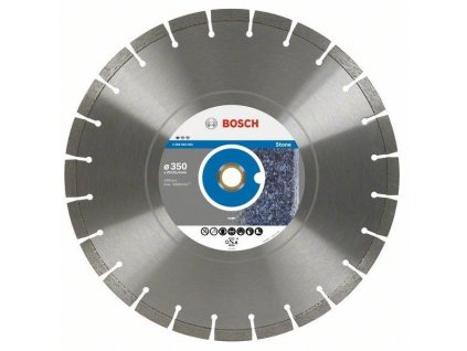 88120 bosch diamantovy kotuc 350 mm professional for stone 2608602603