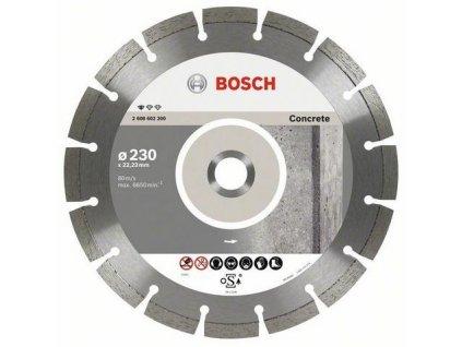 88174 bosch diamantovy kotuc 300 mm professional for concrete 2608602542