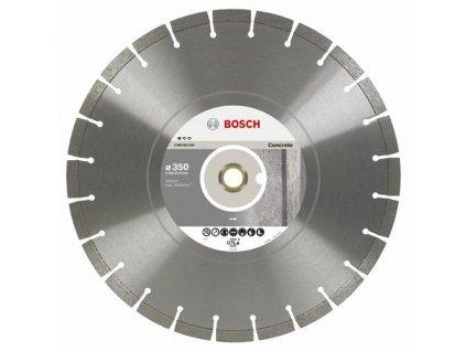 88192 bosch diamantovy kotuc 350 mm professional for concrete 2608602544