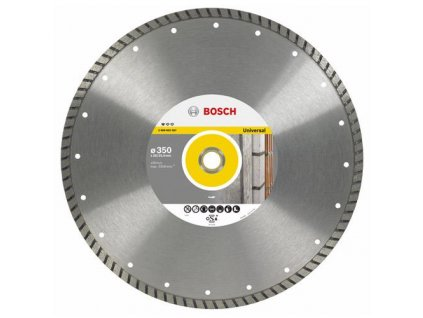 88315 bosch diamantovy kotuc 350 mm professional for universal turbo 2608602587